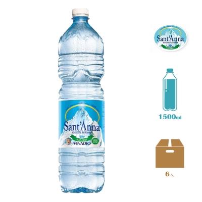 聖安娜-嬰兒礦泉水-1500mlx6入