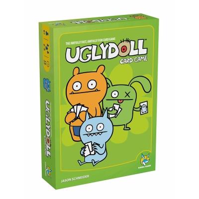 歐美桌遊 醜娃娃 UGLYDOLL CARD GAME 中文版遊戲