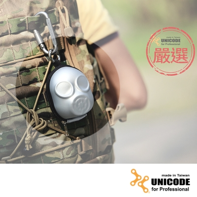 UNICODE 防毒面具零錢包 M40 Gas Mask Coin & ...