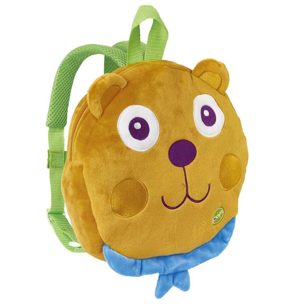 瑞士OOPS 背帶朋友小熊防走失包