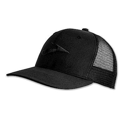 BROOKS 探索者卡車司機帽 黑 (280394001)