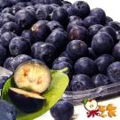 果之家 智利空運進口鮮果藍莓12盒(125g/盒)