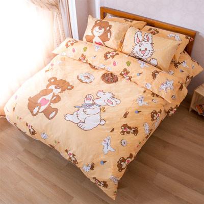 Suzy-s-Zoo-台灣製造-甜甜圈單人被套床包