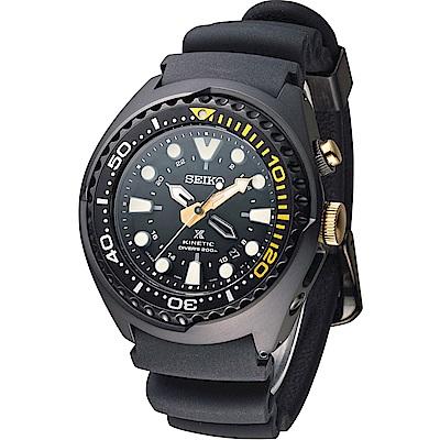 SEIKO SPOSPEX GMT 200米人動電能潛水錶(SUN045J1)48mm