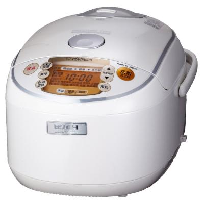 象印 10人份多段式壓力IH微電腦電子鍋(NP-NDF18)