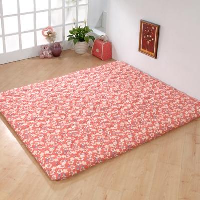 星辰 景良日式雙人床墊(小紅花)