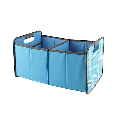 HOME WORKING 可收納儲物盒 二格/兩色可選