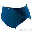 ohoh-mini孕婦裝 美肌Bra。水潤白保濕纖維孕婦高腰內褲(冷艷藍)