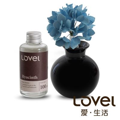Lovel南法天然香氛精油擴香組(風信子)