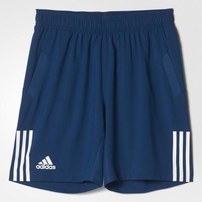 adidas-網球訓練-休閒流行短褲-Club-男