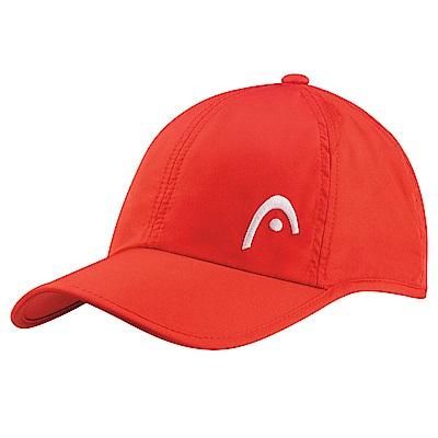 HEAD奧地利 專業級抗UV遮陽帽/運動帽-紅  287015