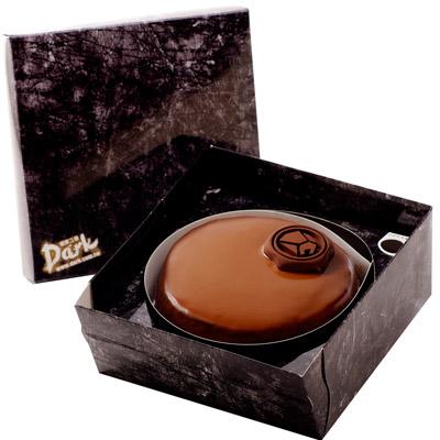 達克闇黑 比利時巧克力蛋糕7吋