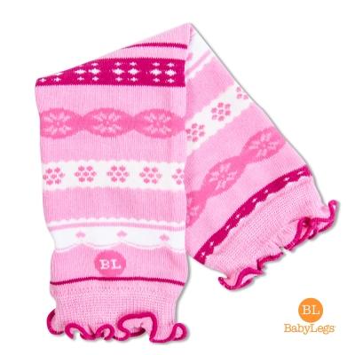 美國 BabyLegs 有機棉嬰幼兒襪套 (夢幻粉紅)