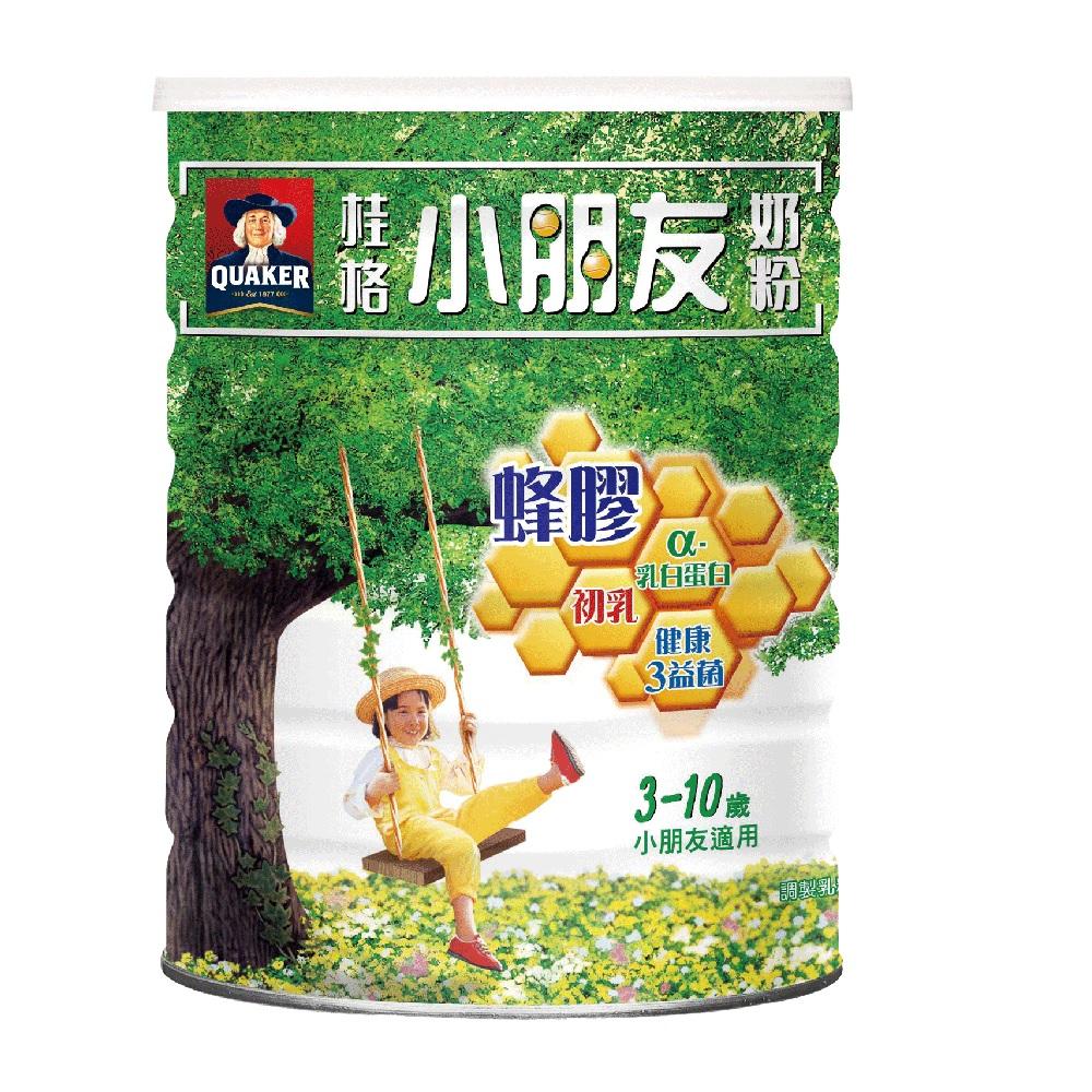 桂格 蜂膠小朋友奶粉(1500g)