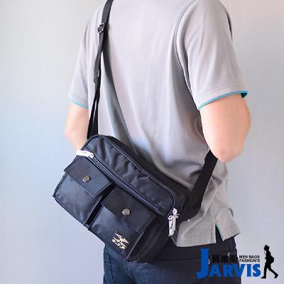 Jarvis賈維斯-側背包-休閒公事包-格調-8811-1