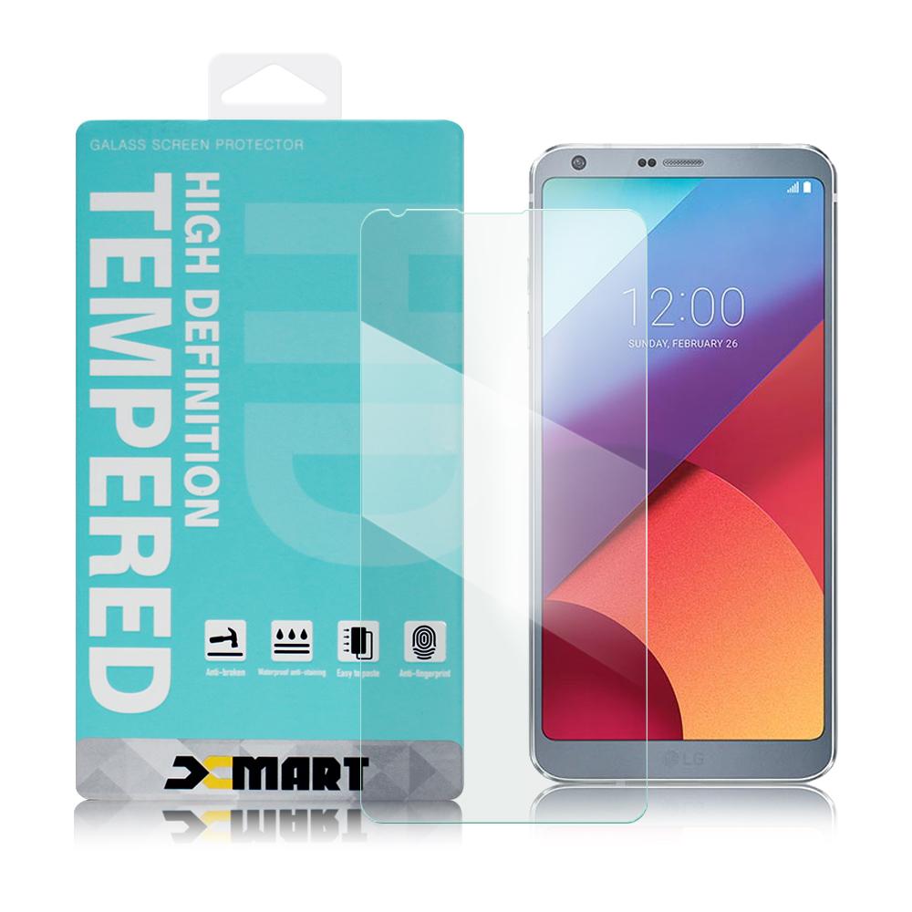 XM LG G6 耐磨防指紋玻璃保護貼-非滿版 @ Y!購物
