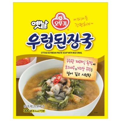 OTTOGI不倒翁 螺肉味噌湯(300g)