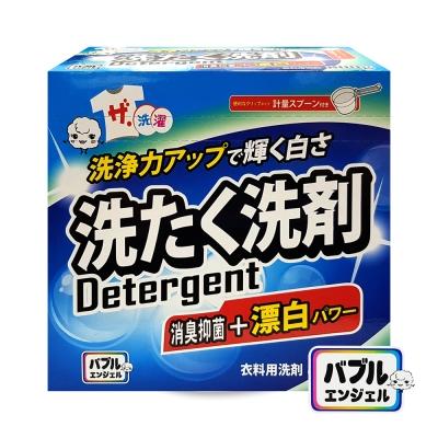 消臭洗淨+漂白濃縮洗衣粉 800g
