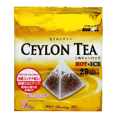 國太樓 立體三角包錫蘭紅茶25包入 (50g)