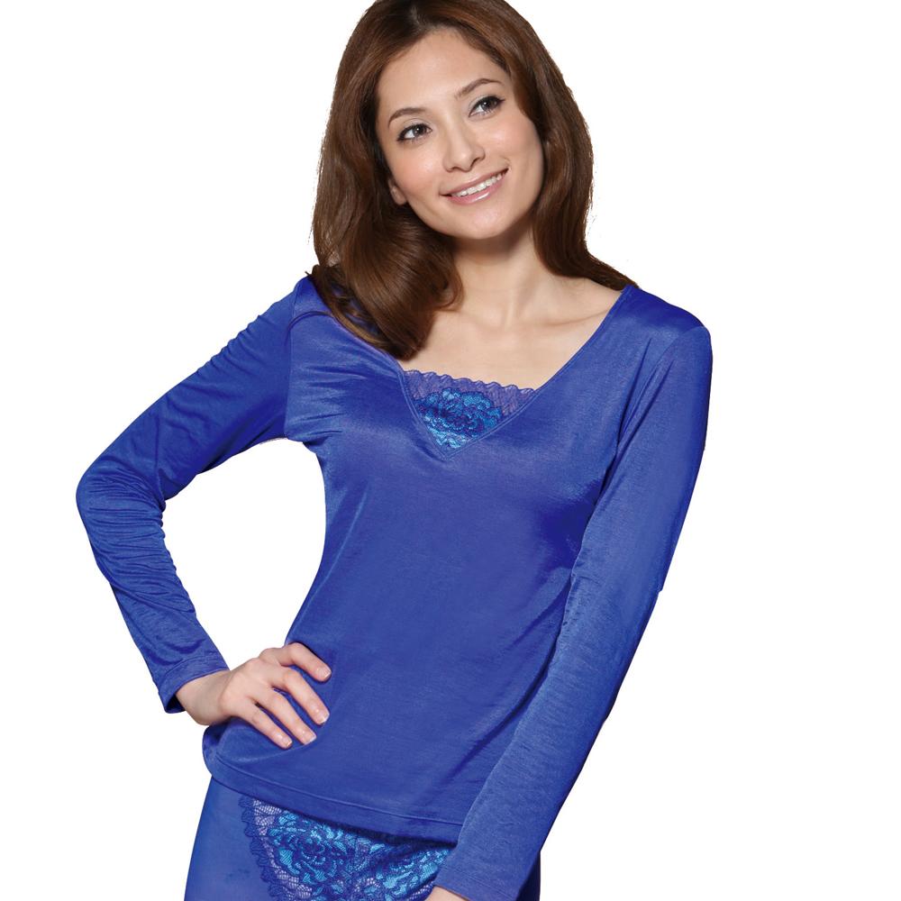 【SWEAR】暖暖系列長袖衛生衣 (明皇藍)