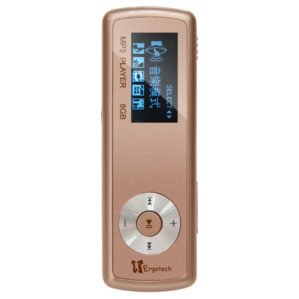 人因 UL430C0 蜜糖咖啡  MP3 PLAYER @ Y!購物