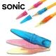 Sonic 預防手指疲勞 學童書寫專用鉛筆護套(10包/30入)
