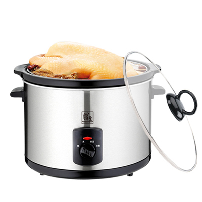 鍋寶不袗5公升養生電燉鍋SE-5050-D陶瓷內鍋