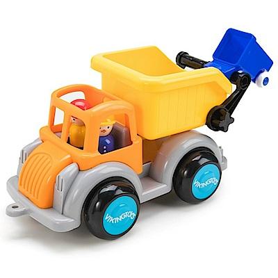 瑞典Viking Toys維京玩具-垃圾車
