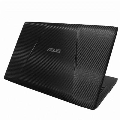 EZstick ASUS FX553 VD Carbon 黑色立體紋機身貼