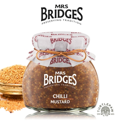 MRS. BRIDGES 英橋夫人香辣芥子醬(200公克)