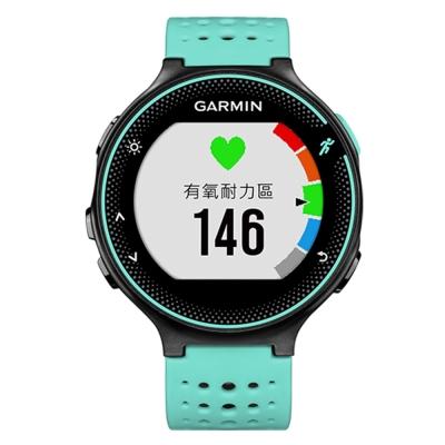 GARMIN Forerunner 235 GPS腕式心率跑錶-追風藍
