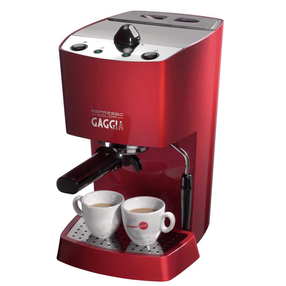 義大利GAGGIA Espresso Colore半自動咖啡機(HG0218)
