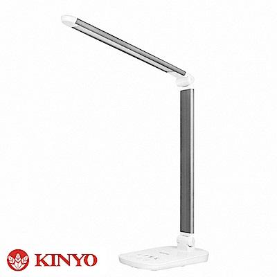 KINYO 高質感LED金屬檯燈(PLED-439)