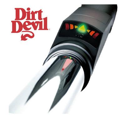 All New DirtDevil 自動髒汙偵測器 M024