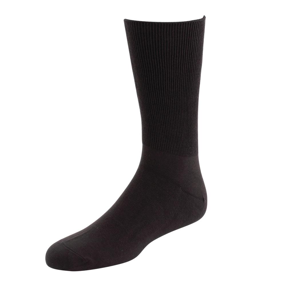 Clover專利健康萊卡寬口除臭紳士襪3入組(共兩色)