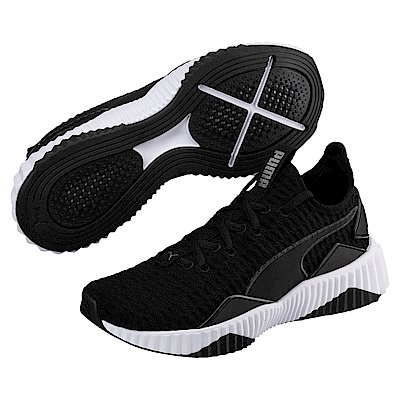 PUMA-Defy Wns女性有氧運動鞋-黑色