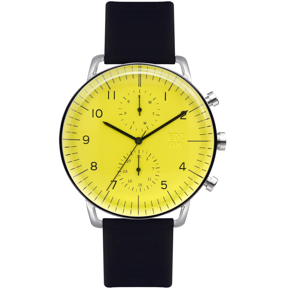 ZOOM Refine 旅行者多功能腕錶-綠色44mm