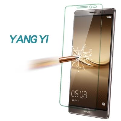 YANG YI 揚邑 Huawei Mate 8 防爆防刮 9H鋼化玻璃保護貼