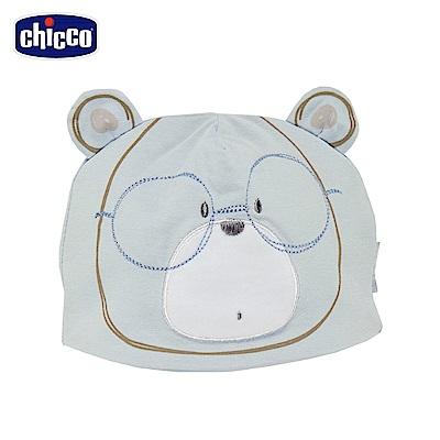 chicco- 熊博士-造型熊耳帽