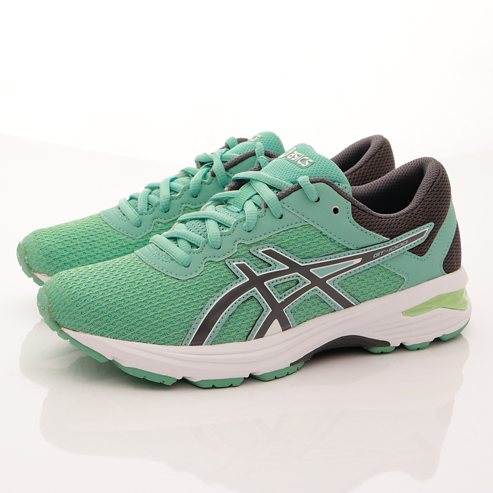 asics競速童鞋-高緩衝機能運動款-SE40N-8797青(中大童段)HN