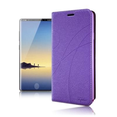 Topbao Samsung Galaxy Note 8 典藏星光隱扣側翻皮套