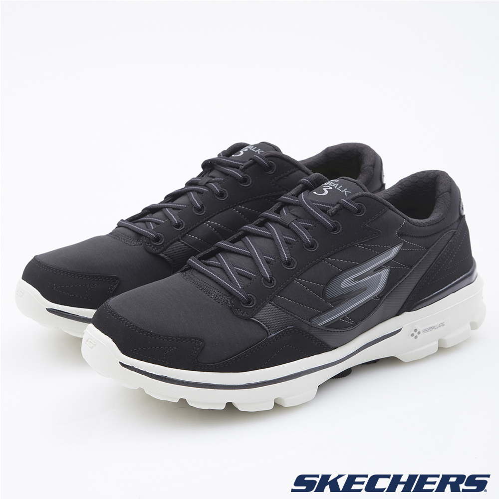 SKECHERS (男) 健走系列 GO Walk 3 - 54042BLK