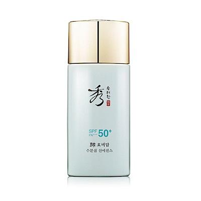 Sooryehan 秀雅韓 酵活水玻尿酸保濕隔離防曬乳