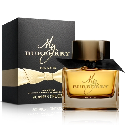 BURBERRY MY BURBERRY BLACK 女性淡香精90ml