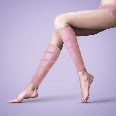 Bast-芭絲媞-纖腿套-粉嫩紫