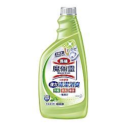 魔術靈 高密泡馬桶清潔劑  草本消臭 更替瓶 (500ml)