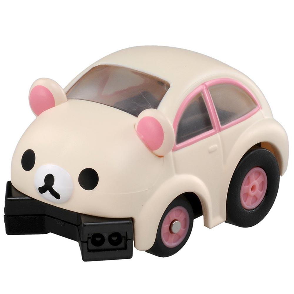 超智慧阿Q車 - QE08 白熊