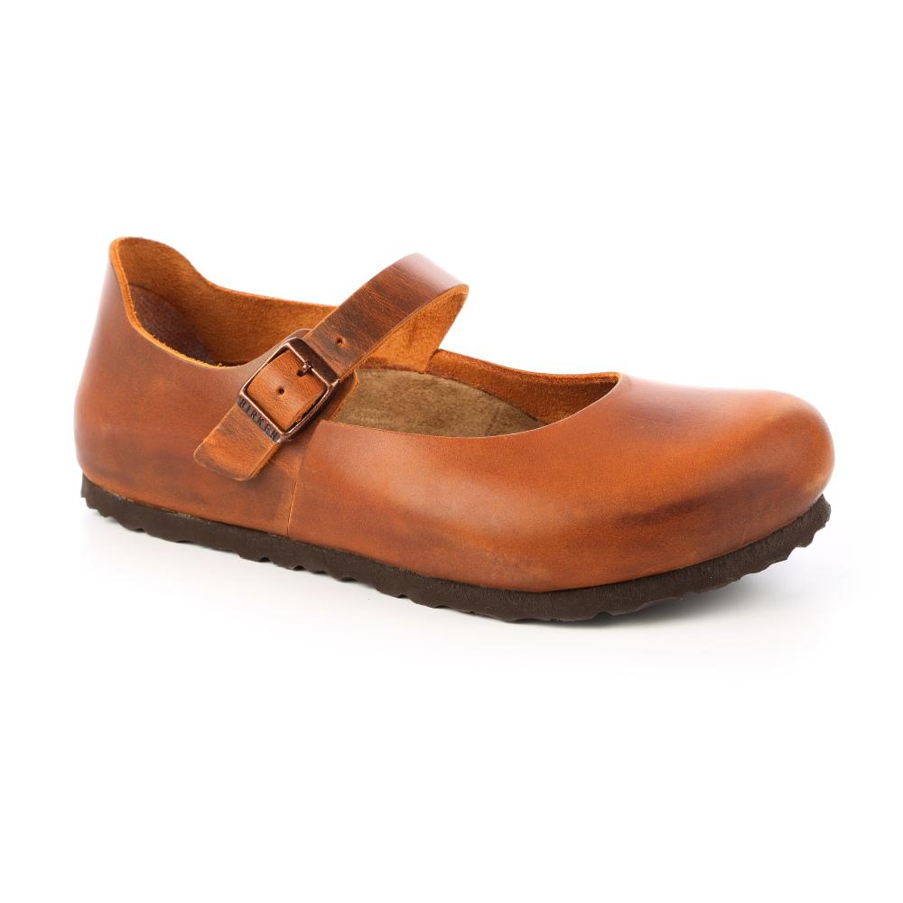 勃肯BIRKENSTOCK 1004283。曼切華 包鞋(棕色)