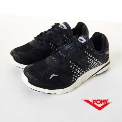 PONY-START-P-動物紋混搭感-輕-跑鞋