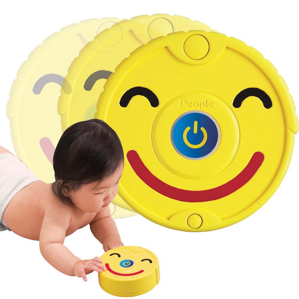 日本People -寶寶的自動掃地機玩具